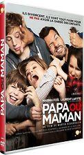 DVD *** PAPA OU MAMAN *** Marina Fois, Laurent Lafitte,... ( neuf sous blister )