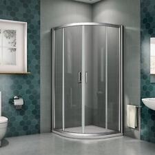 NANO 800x800mm Quadrant Shower Enclosure Door Cubicle Screen EasyClean Glass 6mm