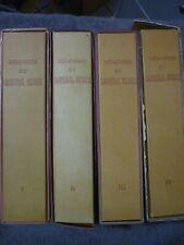 Mémoires du Cardinal Dubois illustrées par Jean Gradassi : 4 Vol sous emboitage