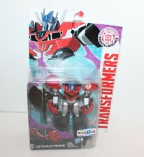 Clash Of The Transfomers Optimus Prime Action Figure Hasbro New 2014