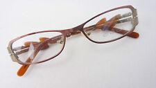 Rechteckige Erwachsene Brillenfassungen aus Metall für Damen