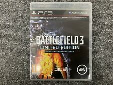 Battlefield 3 Limited Edition - Playstation 3 PS3 Complete UK PAL