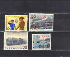 Japan - Lot Of Early Unused MH/OG Stamps (158JA)