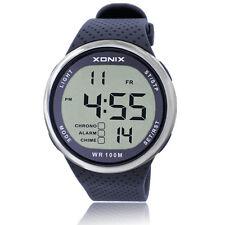 XONIX Sport LED Diving Water Resistant Resin Strap Digital Watch