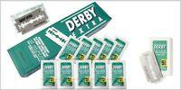100 DERBY EXTRA DOUBLE EDGE SAFETY RAZOR BLADES