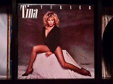 Tina Turner ♫ Private Dancer ♫ Near Mint 1984 Capitol Records Vinyl LP w/Insert!