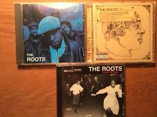 The Roots [4 CD ALBUM] things Fall Apart + Phrenology + do you want more + LIVE