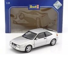 1991 / 1995 Volkswagen Corrado Silver Metallic 1/18 Revell 1 Of 700 US Seller