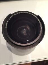 Opteka 0.35 X High Definition Macro Fisheye Lens