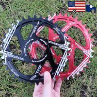 SNAIL GXP 34-40T Aluminum Narrow Wide MTB Bike Chainring Chainwheel Crankset