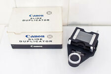 Canon Slide Duplicator / Soufflet Macro 55mm (FD / FL mount Bellow)