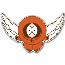 South Park Kenny McCormick wings Vinly Car Sticker Decal 10""