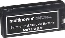 Akkubatterie SC 6x/7x/9x u. Infinity Gamma (XL), Dräger