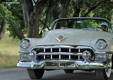 1 Cadillac Eldorado 1950s Sport Car 24 Classic 12 Vintage 43 Carousel White 18