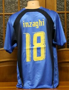 2006 World Cup Team Italia Italy Jersey