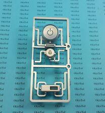 WH42X10983 GE Washer Start Lock Control Add Steam Button;  H5-1a