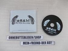 CD Indie quasi-Bye Bye Blackbird (2 Song) Promo/Domino