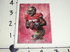 Vernon Davis 2013 Topps INCEPTION #64 Red Variant SP/25 - San Francisco 49ers TE