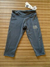 NWT … Adidas ..  ClimaLite  Woman's Fitness pant … Siz  M (  W 30 - 38 )