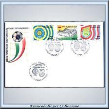 Mondiali Calcio Italia Genova Stadio Ferraris 20-6-1990
