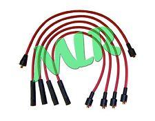 Rojo 8MM Cables de Encendido de Alta Tensión Escort MK1 MK2 Fiesta XR2 Cortina