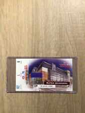 Montreal Canadiens 1st Game Ticket at Molson Centre vs Rangers-March.16/96