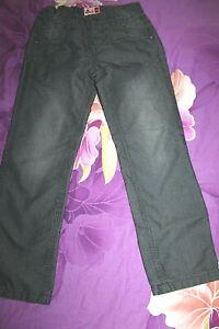 Winter Thermo Hose kinder Hose Jeans von PALOMINO Gr. 128 TOP schwarz