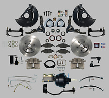 Late model upgraded Power Disc Brake Conversion type for 67-69 Mustang AT