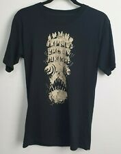 Vans T-Shirt Black Classic Size M