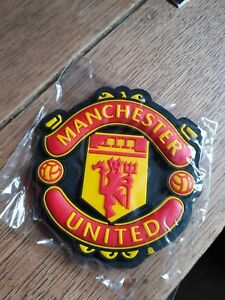 Official Manchester United Badge Fridge Magnet