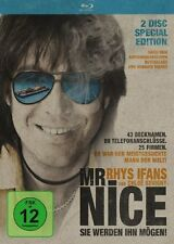 BLU-RAY MR. NICE - 2 DISC SPECIAL EDITION - RHYS IFANS + CRISPIN GLOVER * NEU *