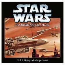 STAR WARS - DIE DUNKLE SEITE DER MACHT: TEIL 1  CD HÖRSPIEL/HÖRBUCH KINDER NEU