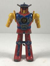 "Vintage 5"" Die Cast Hong Kong Japan Takatoku Shogun Warriors Robot Toy"