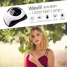 120W Nail Dryer LED UV Lamp Nail Gel Lamp Nail Art Tools Manicure Machine