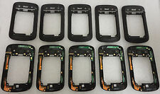 BlackBerry 9900,9930 Original OEM Back housing,Middle Chassis Black (10 pieces)