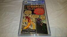 Strange Tales 110 CGC 3.5 VG- Silver Age 1st Appearance of Doctor Strange