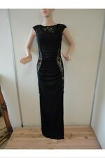 BNWT Ladies Lipsy London Love Michelle Keegan Black/Lace/Nude Evening Dress-UK 8