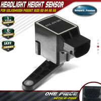 Headlight Level Sensor w/o Bracket for Audi A3 A6 A8 Passat Golf TV 4B0907503A