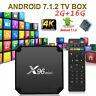 LEMFO Media Player X96 Mini TV Box Android 7.1.2 Quad Core WiFi HD 2GB+16GB 4K