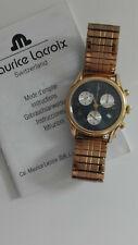 Schweizer Luxusuhr Chronograph Maurice Lacroix Les Classiques top gepflegt