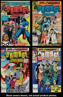Damage Control (Vol. 2) 1 2 3 4 Marvel 1989 Complete Set Run Lot 1-4 VF/NM