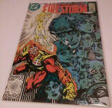 1989 FIRESTORM (Mar) [Issue #83] 8.5 grade (DC Comics) comic book +new bag/board