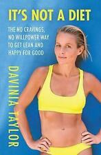 It's Not a Diet Paperback Book Bestseller Gift UK 24h Delivery