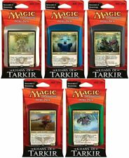 ENGLISH SEALED BRAND NEW MAGIC ABUGames Khans of Tarkir Intro Pack Abzan Siege
