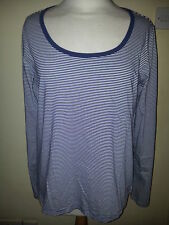 Joules Scoop Neck Casual Striped Tops & Shirts for Women