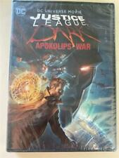 New listing New Dvd Justice League Apokolips War Dc Universe Movie