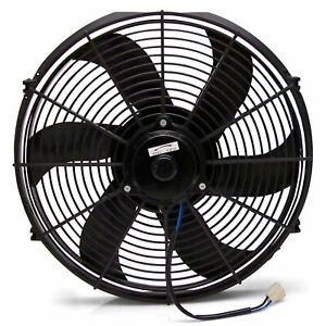 "9"" Zirgo 850 fCFM S Blade High Performance Blu Cooling Fan zirgo ZIRZFB9S custom"