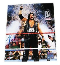 WWE KEVIN NASH HAND SIGNED AUTOGRAPHED DIESEL 8X10 PHOTO FILE PHOTO COA 1