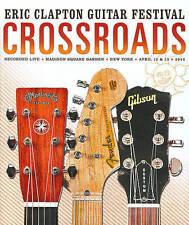 Eric Claptons Crossroads Guitar Festival 2013 (DVD, 2013, 2-Disc Set)