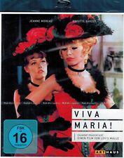 BLU-RAY NEU/OVP - Viva Maria (Louis Malle) - Jeanmne Moreau & Brigitte Bardot
